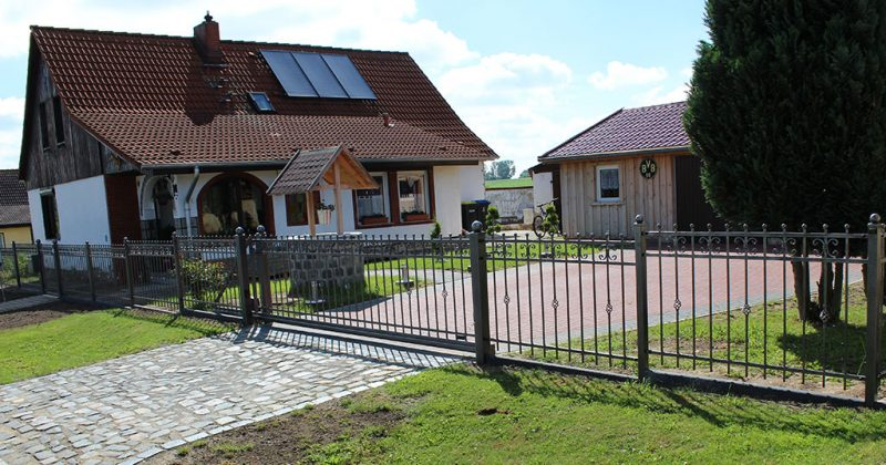 Angebot - Zaunmontage und Zaunbau aus Polen