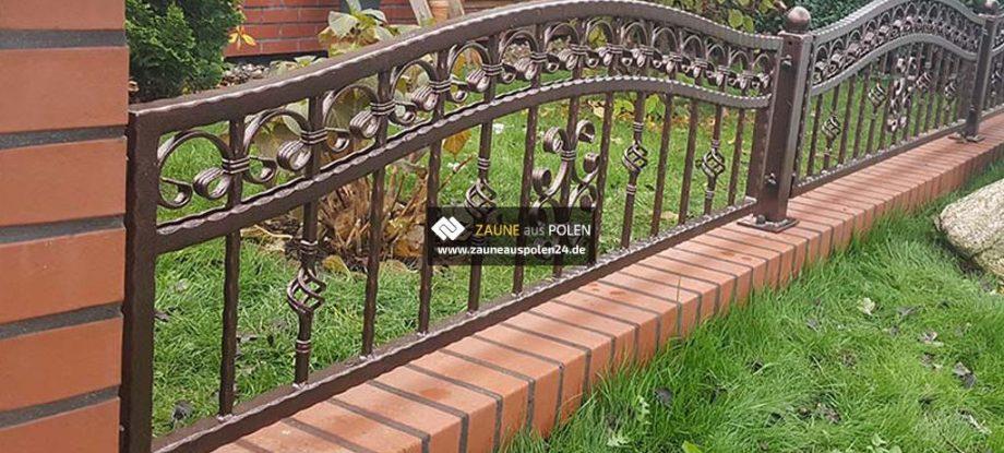 Zauneauspolen24.de - Warum soll man sich eben für Metallzaun entscheiden?